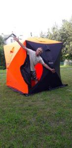 Летняя палатка Ex-Pro 1