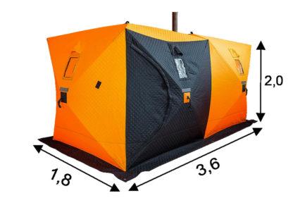 Палатка Куб Ex-Pro Winter 2