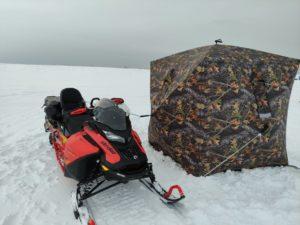 Летняя палатка Ex-Pro Иглу
